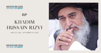 TLP chief Khadim Hussain Rizvi PASSED away