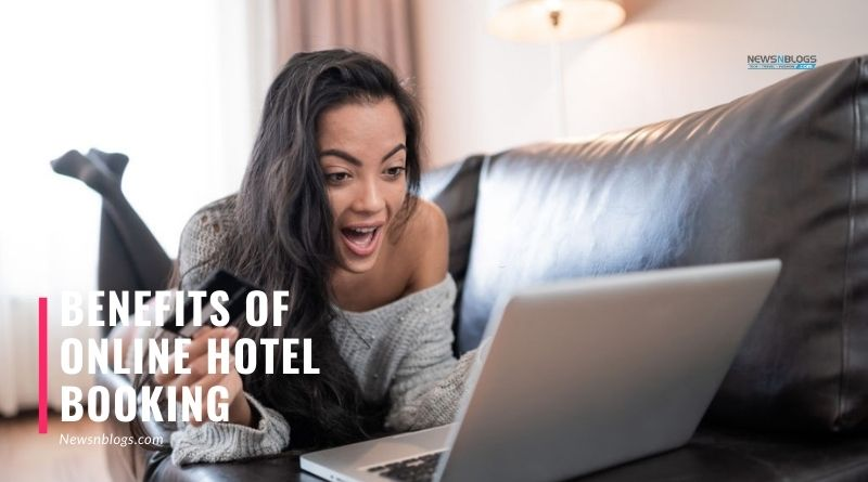 Benefits of Online Hotel Booking