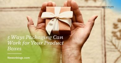 5 Ways Packaging Can Work for Your Product Boxes