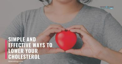 Simple and Effective Ways to Lower Your Cholesterol
