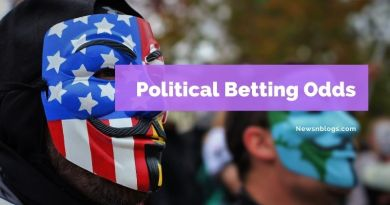 political betting odds