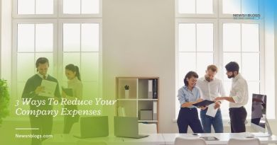 3 Ways To Reduce Your Company Expenses