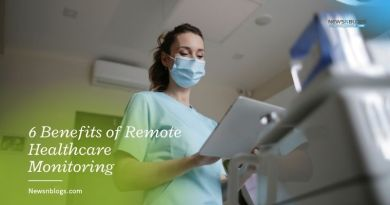 6 Benefits of Remote Healthcare Monitoring
