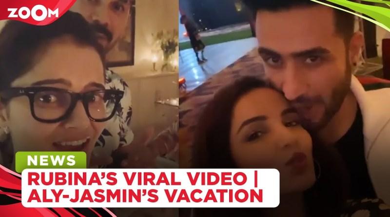 Bigg Boss Season 14 winner Rubina Dilaik's 'Pawri' video goes viral