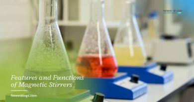 Features and Functions of Magnetic Stirrers