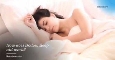 How does Dodow sleep aid work?