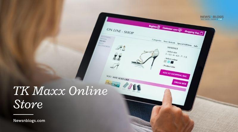 TK Maxx Online Store
