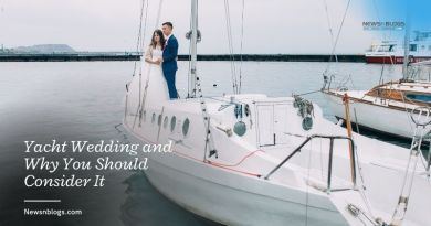 Yacht Wedding and Why You Should Consider It