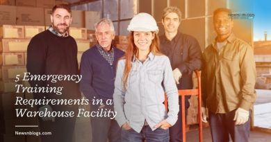 5 Emergency Training Requirements in a Warehouse Facility