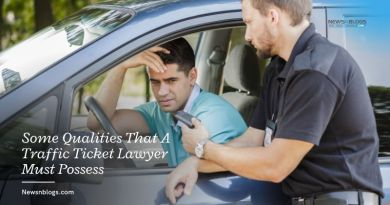 Some Qualities That A Traffic Ticket Lawyer Must Possess