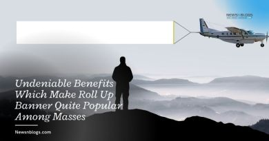 Undeniable Benefits Which Make Roll Up Banner Quite Popular Among Masses