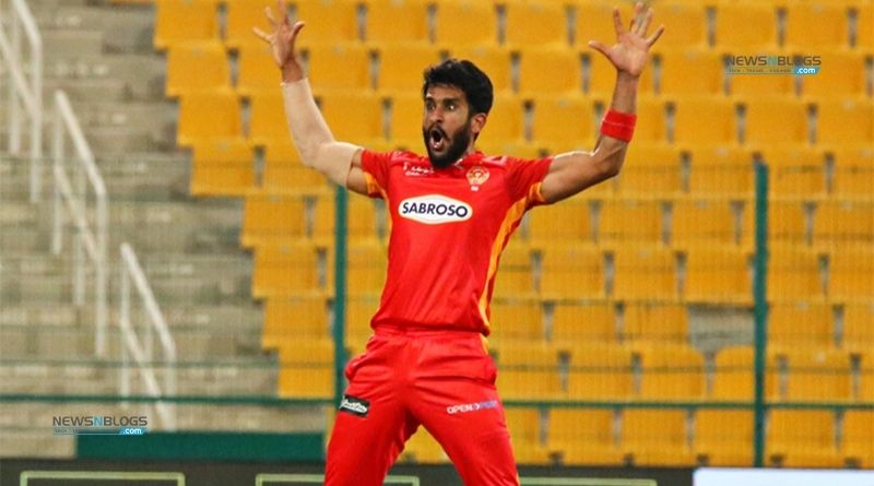 A big blow to United, Hassan Ali out of the rest of the PSL for personal reasons