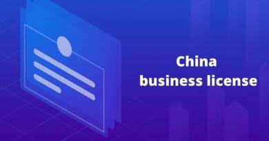 Why China business license is important?