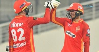 Colin Munro's aggressive batting, Islamabad United broke many records