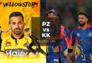 Watch PSL 2021 Live Stream Peshawar Zalmi vs Karachi Kings, match no 24
