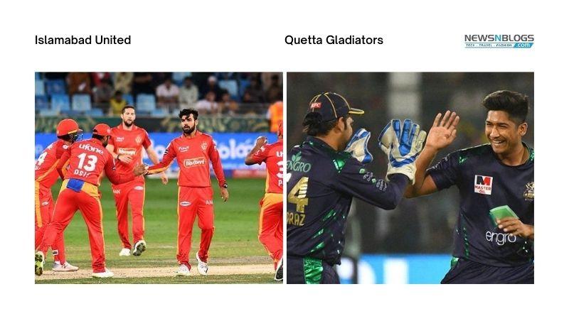 Watch PSL 2021 live stream: Islamabad United vs Quetta Gladiators, match no 18