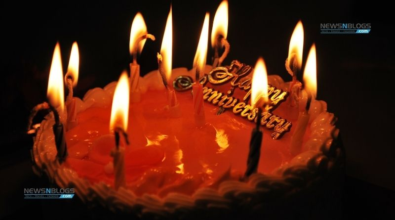 Why persons are choosing to buy special cakes for anniversaries?