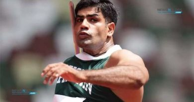 Arshad Nadeem keeps Pakistan's medal hope alive at Tokyo Olympics, reaches javelin throw final