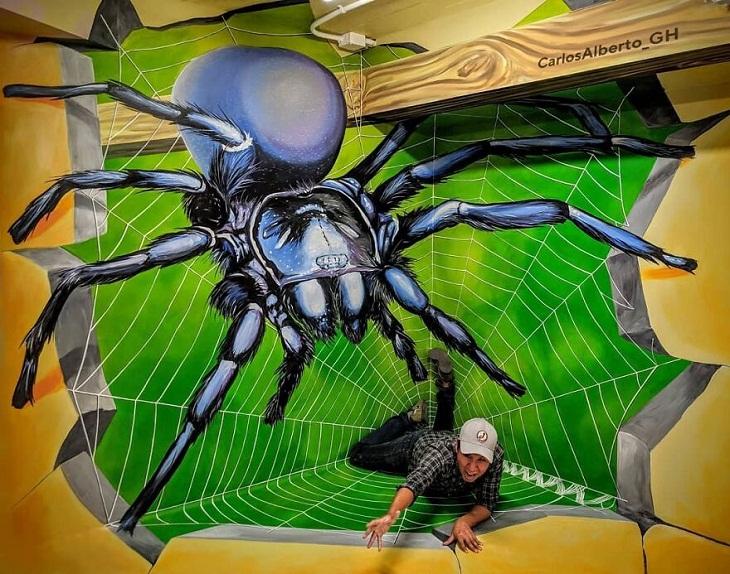 Carlos Alberto GH 3D Paintings