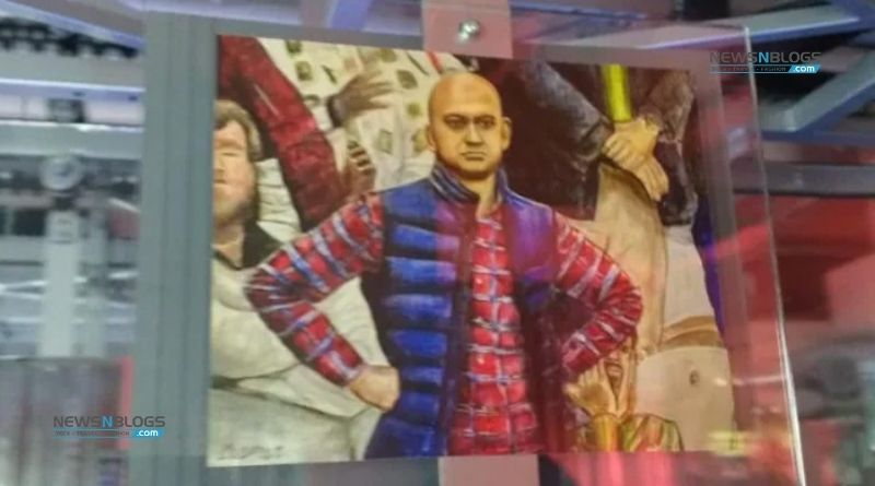 'Disappointed fan' Sarim Akhtar featured in Hong Kong's meme museum