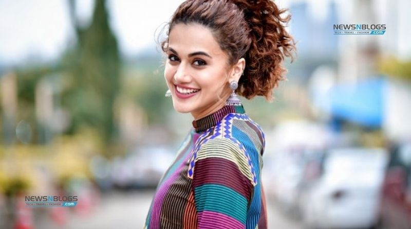 """""""My parents are worried about my marriage."""" Taapsee Pannu"""