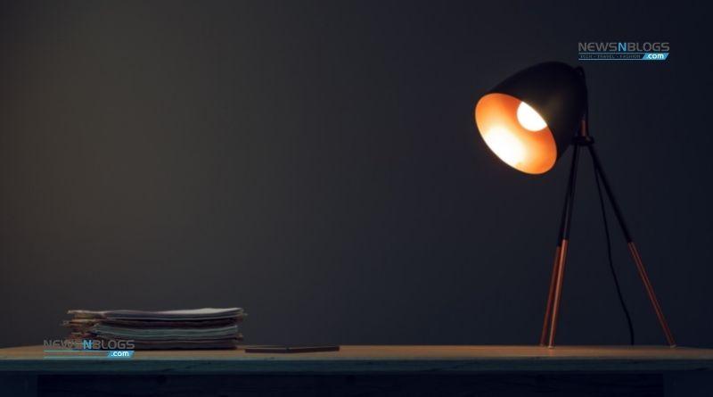 Read well using LED Desk Lamp