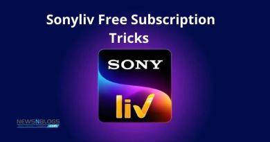 sonyliv free subscription
