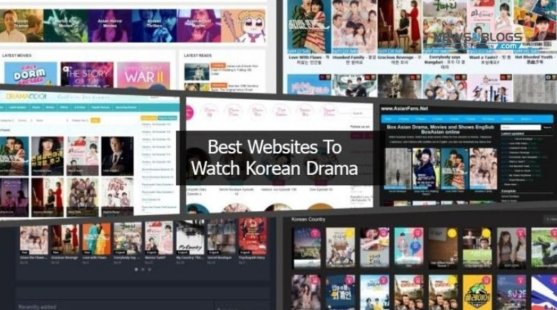Best Websites to Watch Korean Dramas for free