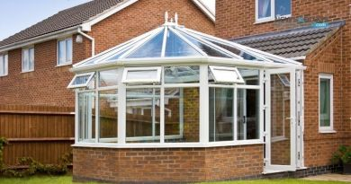 Modernising An Old Conservatory