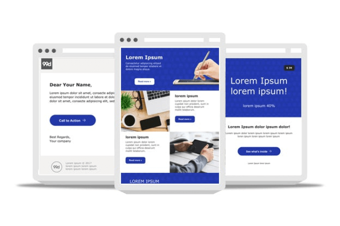 Email And Your Landing Page