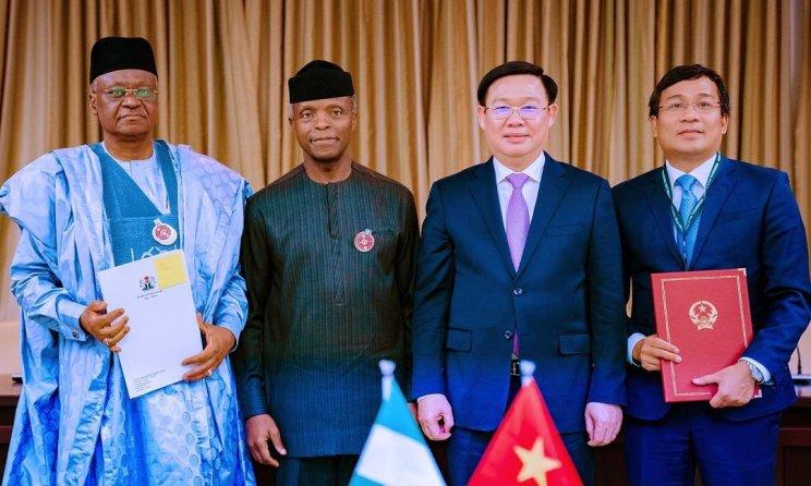 Nigeria, Vietnam visa waiver