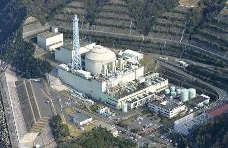 【写真:東京新聞】高速増殖炉もんじゅ=福井県敦賀市