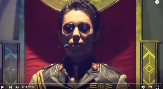 ウルトラタイガー【公式ライブ映像】 RADIOFISH ULTRA TIGER @赤坂BLITZ