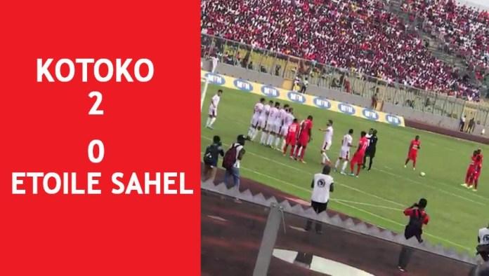 Highlights Kotoko 2 Etoile Sahel 0