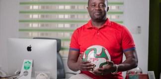 Kurt Okraku was elected as the new President of the Ghana Football Association