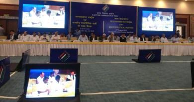 दिल्ली में ईवीएम और वीवीपैट को लेकर