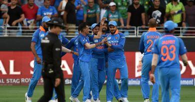 एशिया कप में भारत ने पाकिस्तान को हराया