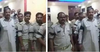बृजेंद्र सिंह यादव गिरफ्तार