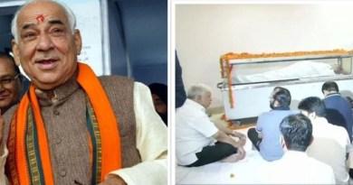 दिल्ली के पूर्व सीएम और बीजेपी के दिग्गज नेता मदनलाल खुराना नहीं रहे। 82 साल की उम्र में उन्हें आखिरी सांस ली।