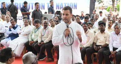 एचएएल में कांग्रेस अध्यक्ष राहुल गांधी