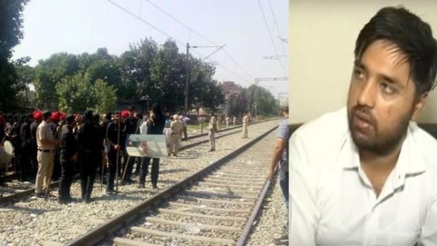 अमृतसर ट्रेन हादसे में ड्राइवर का बयान