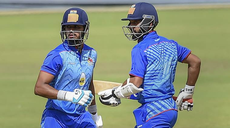 मुंबई ने तीसरी बार विजय हजारे ट्रॉफी जीता