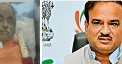 केंद्रीय मंत्री अनंत कुमार का निधन हो गया है। वो कैंसर से पीड़ित थे और लंबे वक्ता से उनका इलाज चल रहा था।