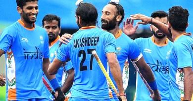 भारतयी हॉकी टीम