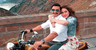 रणवीर सिंह और सारा अली खान की फिल्म सिंबा ने पहले दिन 20 करोड़ से ज्यादा की कमाई की है।