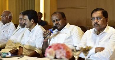 कर्नाटक के सीएम कुमारास्वामी का बड़ा बयान