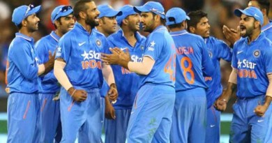 भारत ने न्यूजीलैंड को हराया