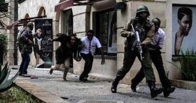 नैरोबी मेें आतंकी हमला