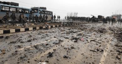 जम्मू-कश्मी में बड़ा आतंकी हमला