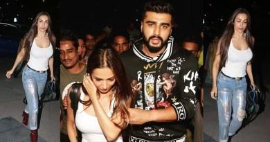 मलाइका अरोड़ा ने पहली बार ये मान लिया है कि अर्जुन कपूर उन्हें पसंद है।